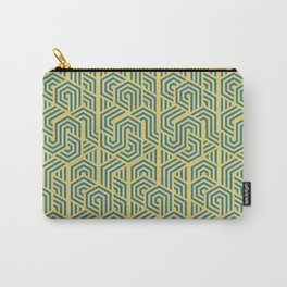 Pattern Vibes Carry-All Pouch