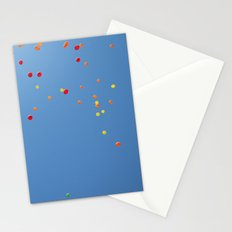 Baloons Stationery Cards
