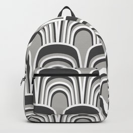 Gertie in Charcoal Backpack