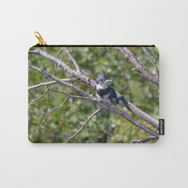 Two 4 One - Belted Kingfisher Carry-All Pouch