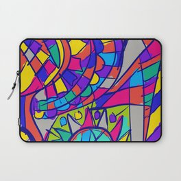Color me in Laptop Sleeve