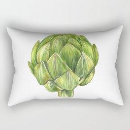 Artichoke Rectangular Pillow
