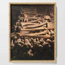 The Bones Serving Tray