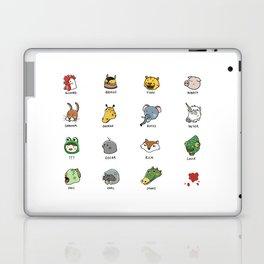 Hotline Kawaii Laptop & iPad Skin