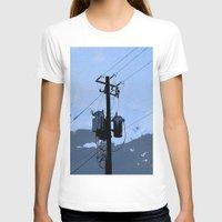 transformer T-shirts featuring Transformer by AMarloweCanPrint