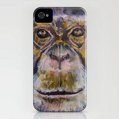 Chimpanzee Slim Case iPhone (4, 4s)