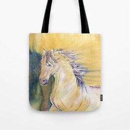 Horse Spirit Tote Bag
