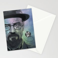 Heisenberg, Say my name! Stationery Cards