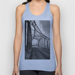 Sixth Street Viaduct Bridge - LA 02/30/2016 Unisex Tank Top