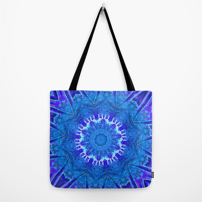 Gritty Illusion Tote Bag