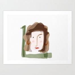 Ida Art Print
