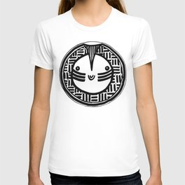 Happy People: Face 5 T-shirt