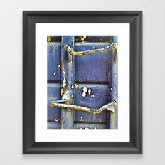 Ladder Of Broken Dreams Framed Art Print
