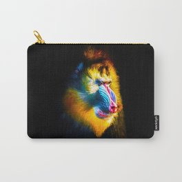 Magick Mandrill Carry-All Pouch