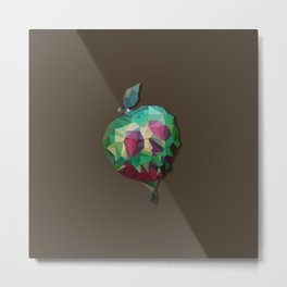 The poisoned apple Metal Print