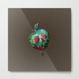 The poisoned apple Metal Print