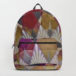 Triangle Explosion Backpack