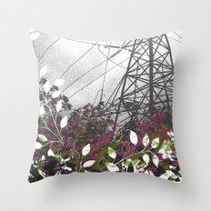 Pylon Throw Pillow