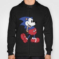 Mickey x Sonic Hoody
