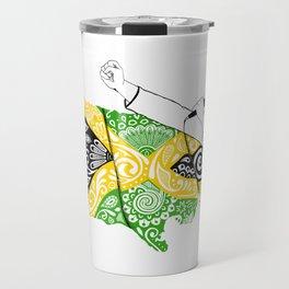 Jamaica -  Freedom Time Travel Mug
