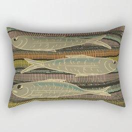 Serendipity / Herrings 1 Rectangular Pillow