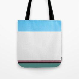 Facade Deconstruction Tote Bag