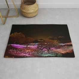 Field of Light Rug