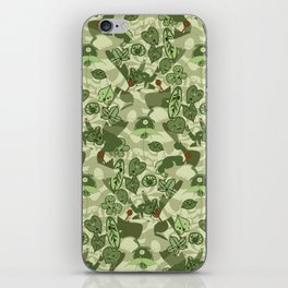 Forest Dwellers iPhone Skin