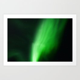 The Northern Lights 13 Art Print