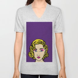The Blonde Unisex V-Neck