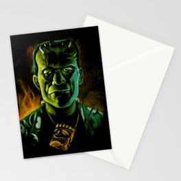 Party Monster Stationery Cards