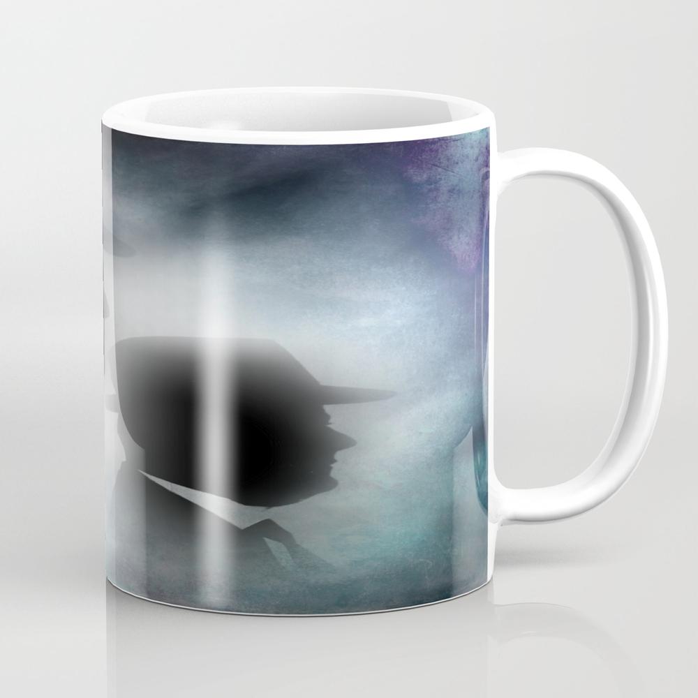 Shadow People Mug by Issabild MUG7917152
