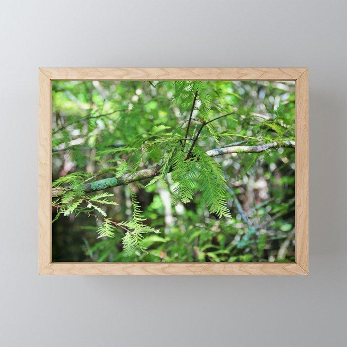 A Story in My Heart Framed Mini Art Print