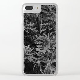 leavs Clear iPhone Case
