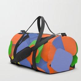wild color pieces Duffle Bag