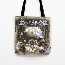 Beyond Creation Album cover Tote Bag