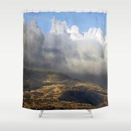Beautiful Snowdonia Shower Curtain
