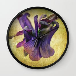 A heart that never hardens... Wall Clock