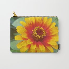 Zinnia on fire Carry-All Pouch