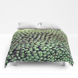 Oxidized Landscape Lime Comforters
