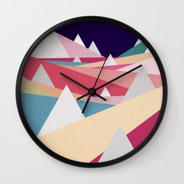 Landscape! Wall Clock