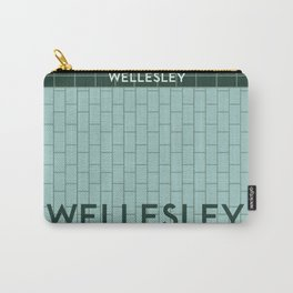 WELLESLEY | Subway Station Carry-All Pouch