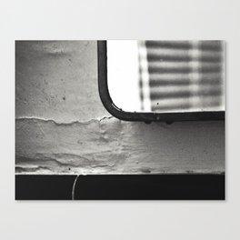 Mirror-Window Canvas Print