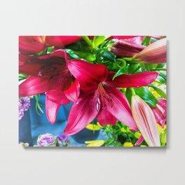 Beautiful bouquet Metal Print