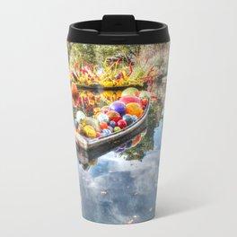Floating Glass Travel Mug
