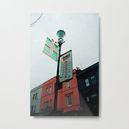 Shop Portobello Metal Print