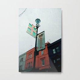 Shop Portobello Metal Print