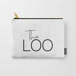 The Loo Carry-All Pouch