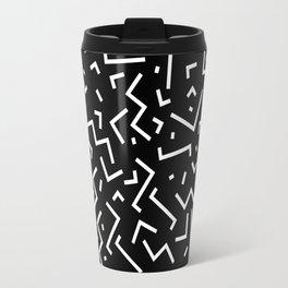 Memphis pattern 31 Travel Mug