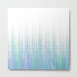 Jewel Rain Metal Print